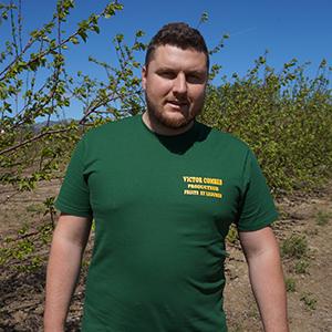 Victor COMBES -  Maraicher / arboriculteur à Saint André de Sangonis