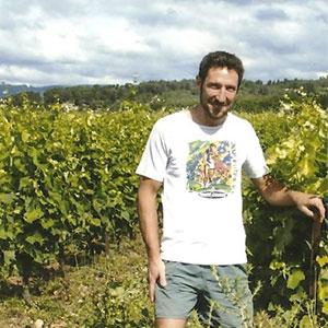 Jérôme VAILLE - Mas de Clanny - Vigneron à St Felix de Lodez