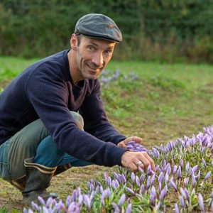 Jorge FERNANDES – My Home Farmer – Safranier à Villeveyrac